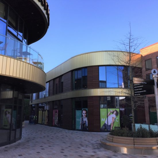 Bell Court, Stratford-upon-Avon, Retail, Leisure